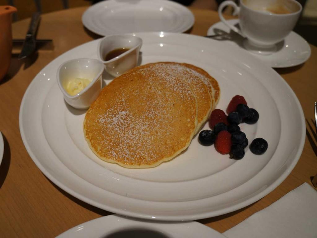 L&Ricotta Pancakes
