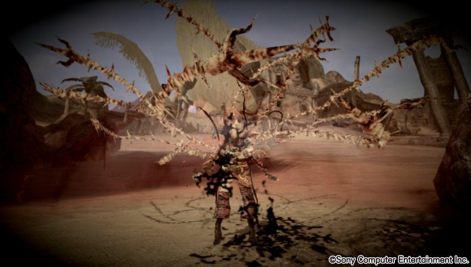 ソウルサクリファイス 生贄魔法1