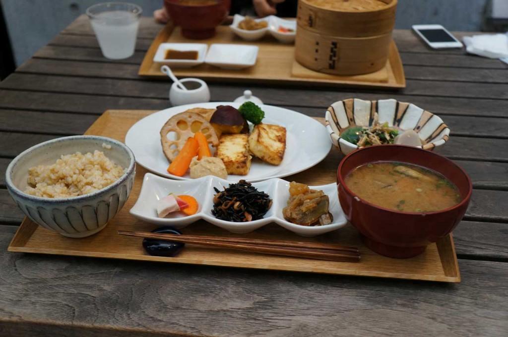 ブラウンライスカフェ BROWN RICE  週替わり膳(旬のめぐみ膳)
