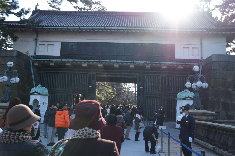 皇居 正門