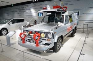 西部警察サファリエクストラバン(VRG160型)