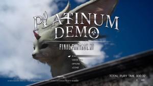 Platinum_Demo FF_XV