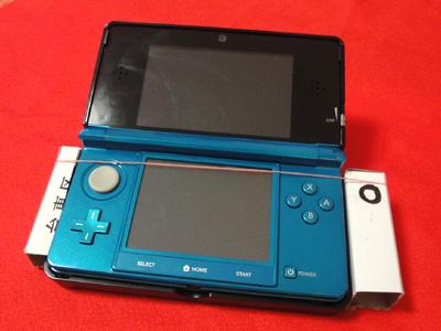 3DS右スライドパッド拡張コントローラー4