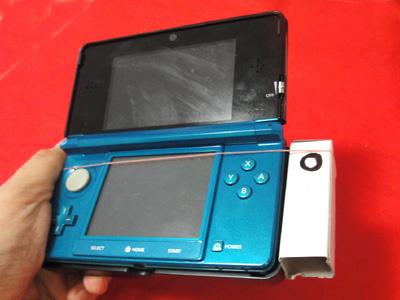 3DS右スライドパッド拡張コントローラー5