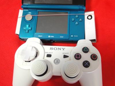 3DS右スライドパッド拡張コントローラー6
