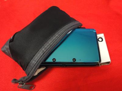 3DS右スライドパッド拡張コントローラー7