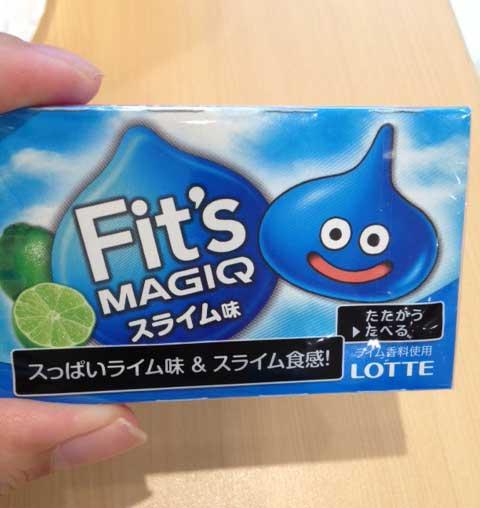 Fit's-MAGIQ_スライム味