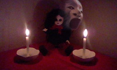女の子人形心霊写真3