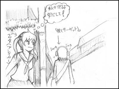 姫子さんのゲーム天守閣!-天守閣ゲームス物語第三話①