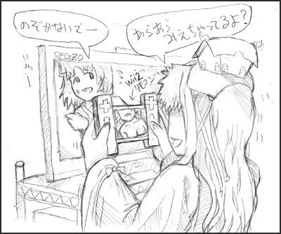 姫子さんのゲーム天守閣!-Wii2リモコンディスプレイ付き噂